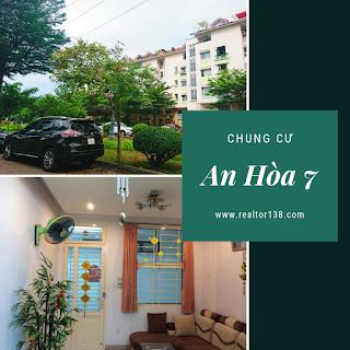 Chung cư An Hòa 7 khu Nam Long phường Tân Thuận Đông