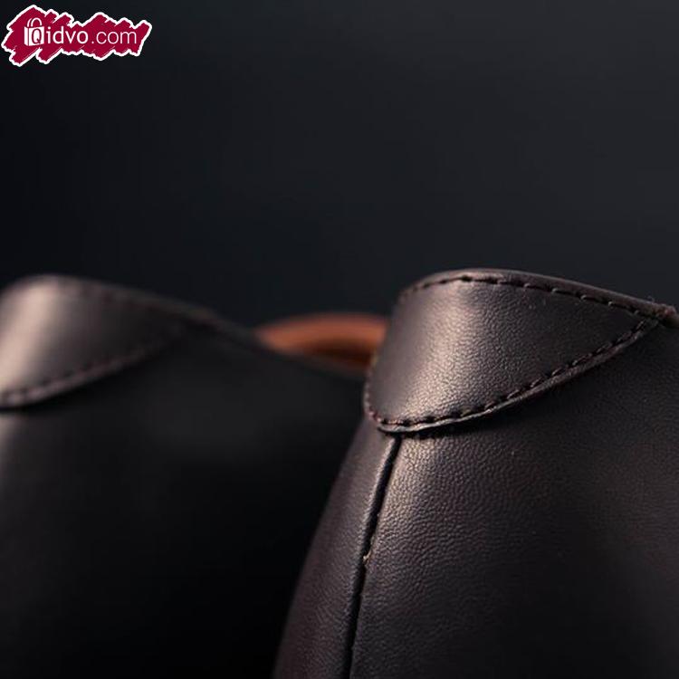 Sepatu Pantofel / Derby Mens Republic Fabulous - Brown