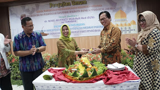 RSU Dr Wahidin Sudiro Husodo Terima Predikat Paripurna