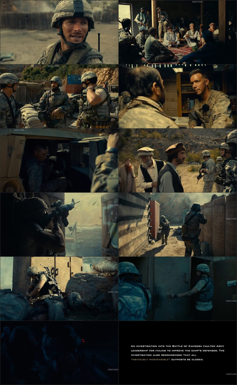 The OutPost 2020 HDRip 400MB Hindi Dual Audio 480p Download