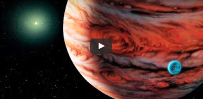 Gas giants could have a layer of strange 'dark-hydrogen'