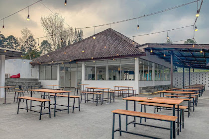 Lokasi dan Harga Menu Ramatama Cafe and Resto Puncak Cisarua Bogor