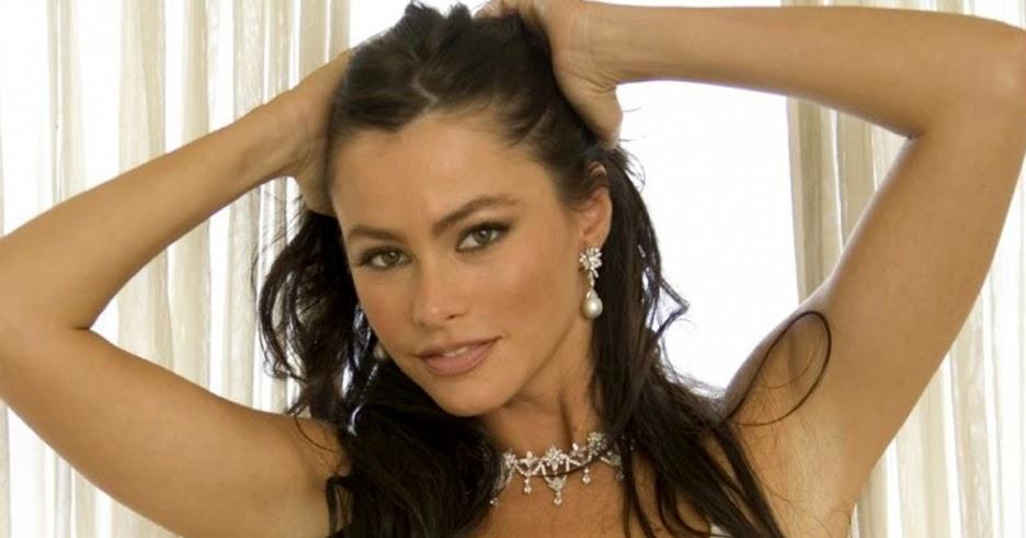 Nude photos of sofia vergara