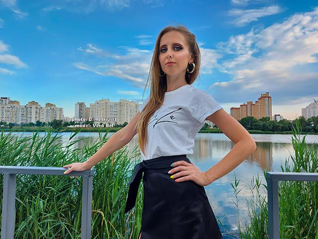 красивое фото, обзор блогера, маникюр, заказ одежды