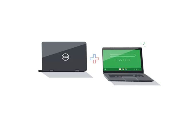Google and Dell collaborate to take on Microsoft with Chromebook Enterprise PCs