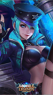 Layla Green Flash Heroes Marksman of Skins Rework