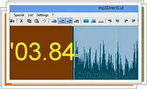mp3DirectCut 2.20 Download