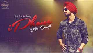 iphone diljit dosanjh