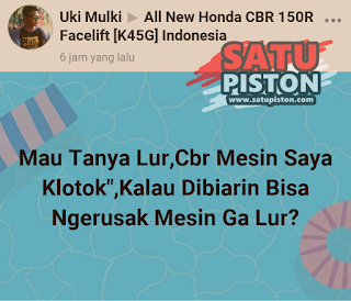 Membandingkan Penyakit dari Motor Honda CB 150R/ CBR 150R serta Yamaha Vixion/ R 15