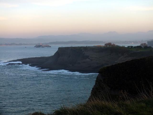 senderismo fácil cerca de Santander