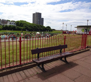 Bench in New Brighton
