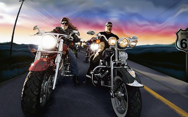 HOG-Biker-Art-Wallpaper-HD-Ultra