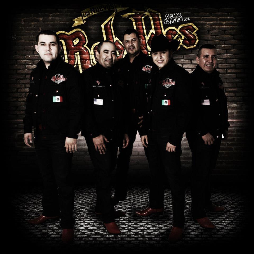 Los Nuevos Rebeldes - Y Nada Mas Acuerdate (2013) (Promo Disco Oficial)
