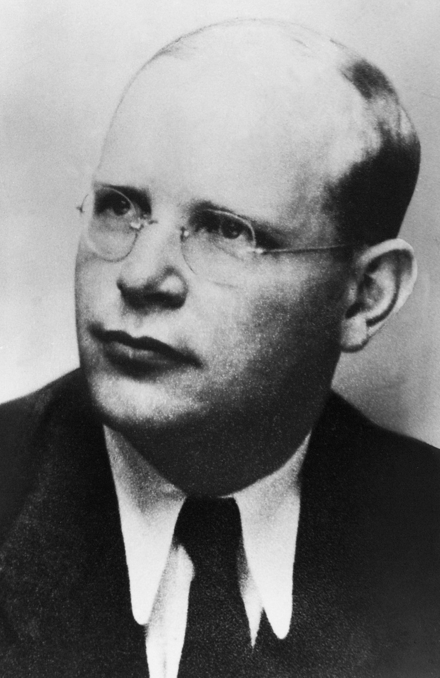 the biography of dietrich bonhoeffer I was horrified upon finishing the audio recording of eric metaxas's biography of  german theologian dietrich bonhoeffer — bonhoeffer: pastor,.