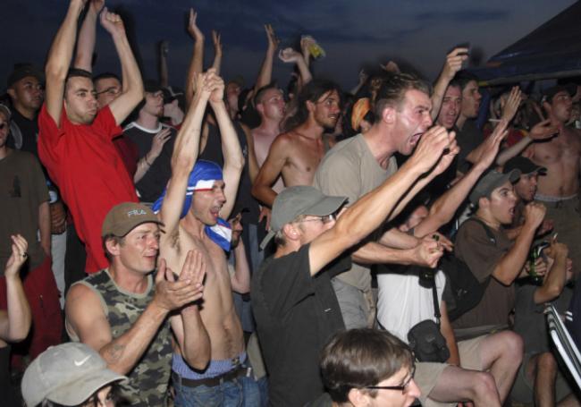 Marne (51) : une rave party sauvage réunit plus de 200 personnes sans masques