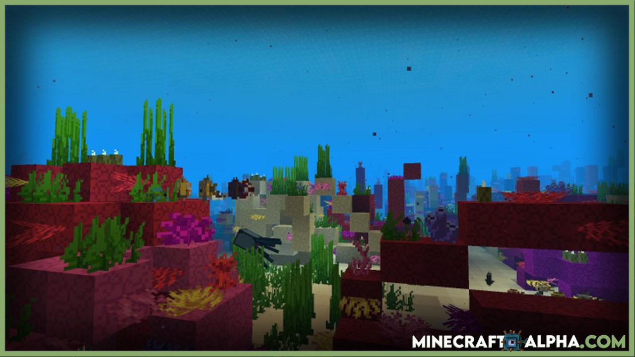Minecraft Bare Bones Texture Pack 1.17
