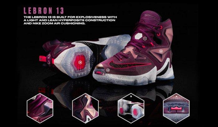 Nike Lebron 13, 10 Sneakers atau Sepatu Sporty Terbaik dan Terkeren, sneakers indonesia online shop store flipkart myntra for sale addict, jual sepatu olahraga original safety wedges sporty anak wanita cewek cowok pria murah terbaik terbaru terkeren