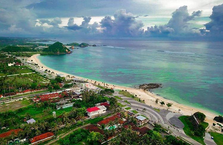 Wisata Lombok Dekat Bandara Pantai Kuta