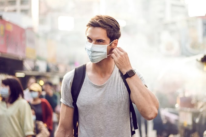 Importance of Wearing Face Mask to Stop the Spread of Covid-19