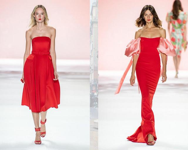 ярко-красный цвет весна-лето 2020 1-3
