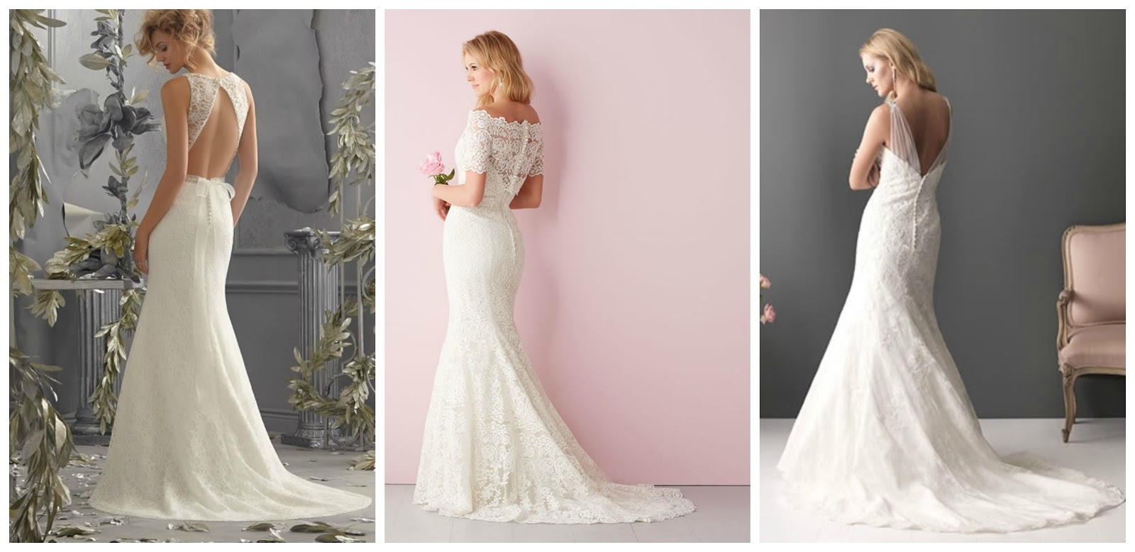 Angelus Bridal and Formal: Which Wedding Dress Train Length Is Right ...