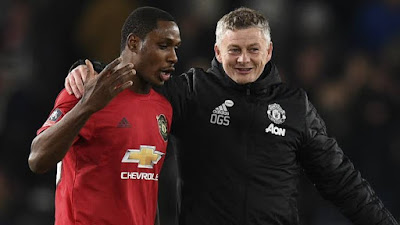 Ighalo's Loan Deal At Manchester United Extended Until 2021