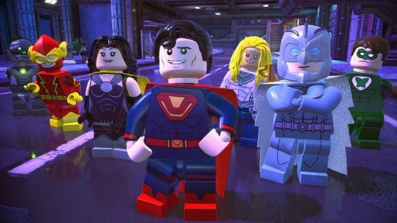 LEGO DC Super Villains Shazam-CODEX