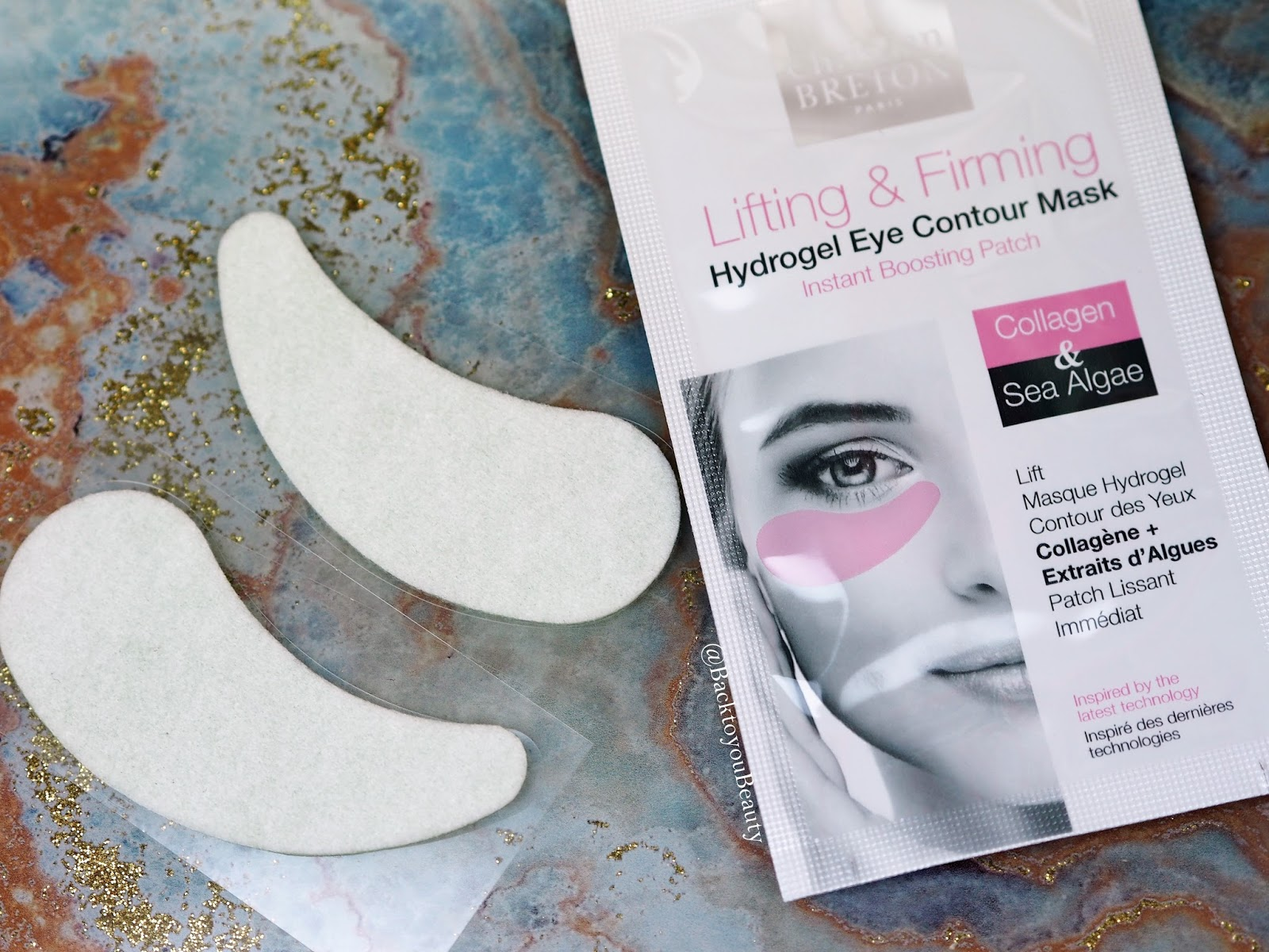 Lifting & Firming Hydrogel Eye Contour Masks x 3