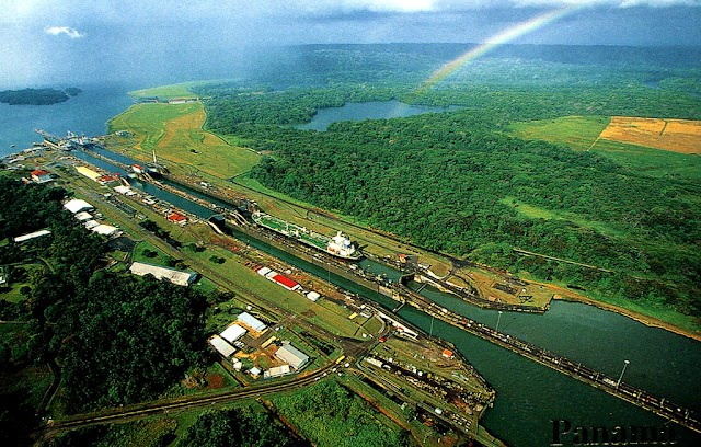 The Panama Canal Celebrates 20 Many Years