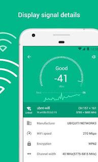 تطبيق WiFiman للأندرويد apk