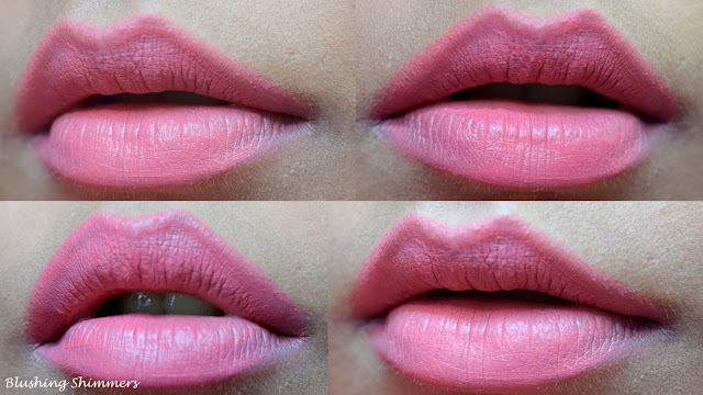 Miss Claire Soft Matte Lip Cream 15a