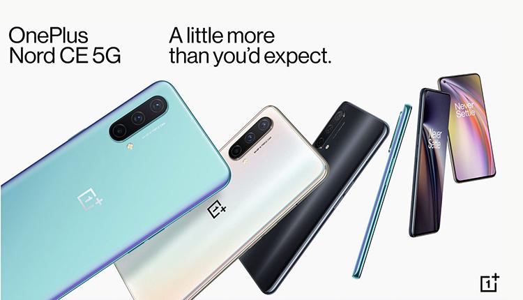 OnePlus Nord CE 5G Mid-range Flagship