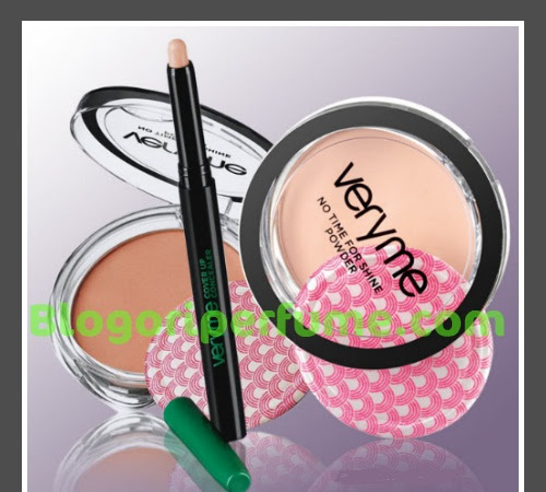 Desafio Oriflame... Pó Compacto No Time for Shine + Corrector Cover Up Very Me