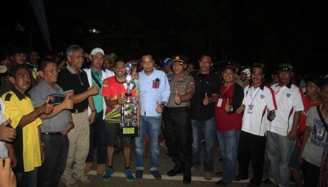 Road Race Bupati Cup I Ditutup, Ini Daftar Juaranya
