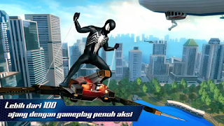 Download Game The Amazing Spiderman 2 APK + Obb Data