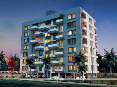 Apartment Building Design In 3d 3d Animation 3d Rendering 3d Walkthrough 3d  Interior
