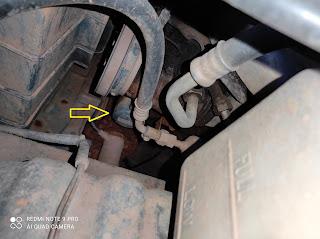 Cara membuka dan mengganti filter oli mesin daihatsu taruna