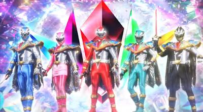 Mshin Sentai Kiramager VS Ryusoulger Official Trailer