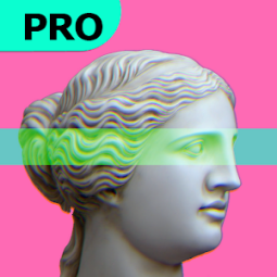 تنزيل تطبيق Vaporgram Pro  Vaporwave & Glitch Photo Editor Apk- اضف تاثيرات خرافية  لصورك