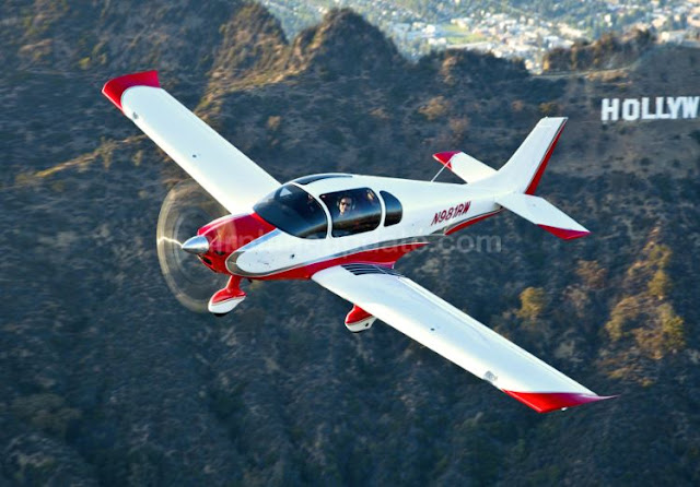 Sling 4 light sport aircraft