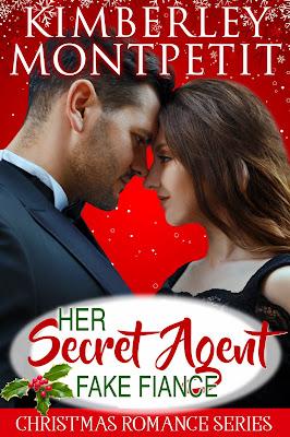 Her Secret Agent Fake Fiance cover