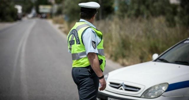 Θεσσαλονίκη: Τροχαίο με στρατιωτικό όχημα που ανετράπη-Δεν υπάρχουν τραυματίες