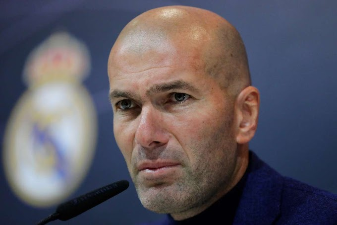 PSG To Consider Hiring Zinedine Zidane As Coach After Madrid Exit