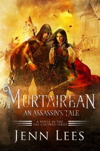 Murtairean. An Assassin's Tale (Jenn Lees)