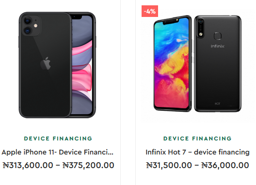 Get Your Dream Smartphone, Pay in bits With 9mobile Device Financin