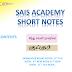 GROUP 2 & 2A 2019 தேர்விற்கு  SAIS ACADEMY வழங்கிய NEW SYLLABUS கொடுக்கப்பட்ட தலைப்பிலிருந்து மிக முக்கியமான PDF 2019