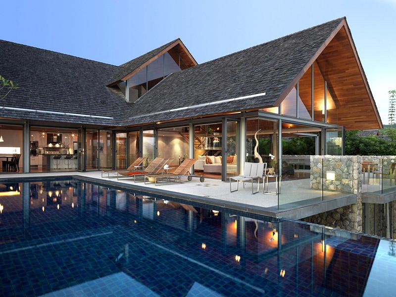 Modern thai house pdf House modern