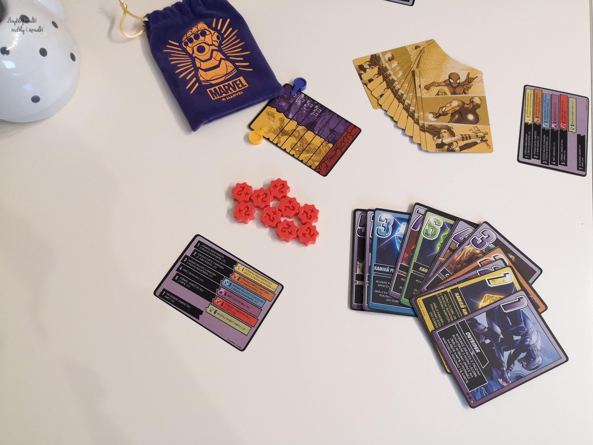 Herbatka z Thanosem, czyli gry Rebel pod choinkę