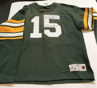 Green Bay Packers Bart Starr Champion Throwbacks jersey