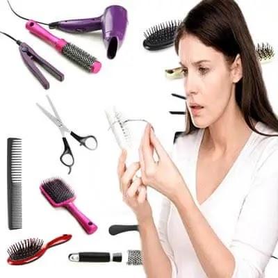 5 طرق طبيعية لحماية الشعر